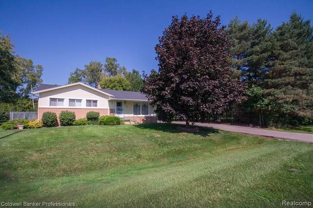 5298 Westchester Drive, Flint Twp, MI 48532 (#2210078950) :: Real Estate For A CAUSE