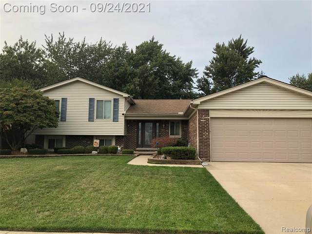 15660 Cumberland Street, Riverview, MI 48193 (#2210079134) :: GK Real Estate Team
