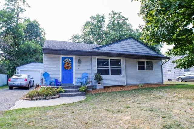 2660 Fairway Drive, Spring Arbor Twp, MI 49201 (#55021106888) :: Duneske Real Estate Advisors