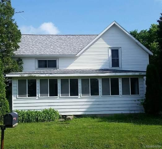 5426 Hammond Road, Elba Twp, MI 48446 (#2210079290) :: GK Real Estate Team