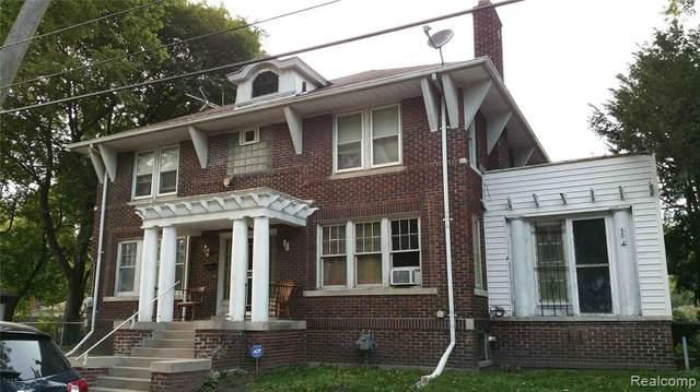 503 Marlborough Street, Detroit, MI 48215 (#2210079320) :: RE/MAX Nexus