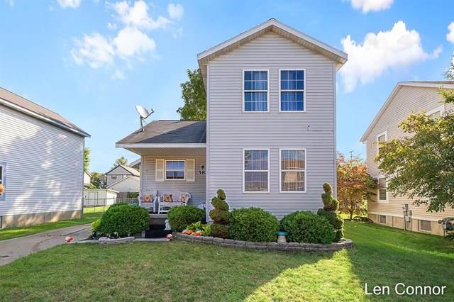 582 Cass Avenue SE, Grand Rapids, MI 49503 (#65021106913) :: GK Real Estate Team