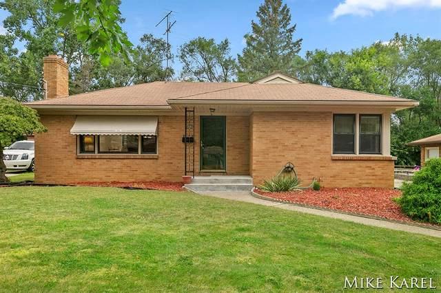1701 8th Street NW, Grand Rapids, MI 49504 (#65021106926) :: GK Real Estate Team