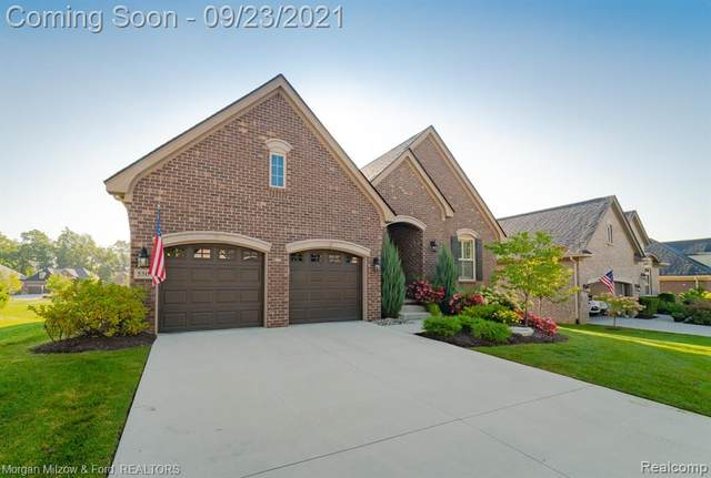 5507 Woodfall Road, Independence Twp, MI 48348 (#2210079348) :: Real Estate For A CAUSE