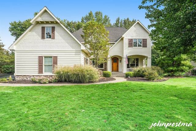 5669 Watermark Court SE, Cascade Twp, MI 49546 (#65021106949) :: Real Estate For A CAUSE