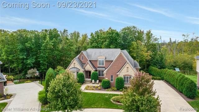 50595 Glades Court E, Novi, MI 48374 (#2210079418) :: Real Estate For A CAUSE