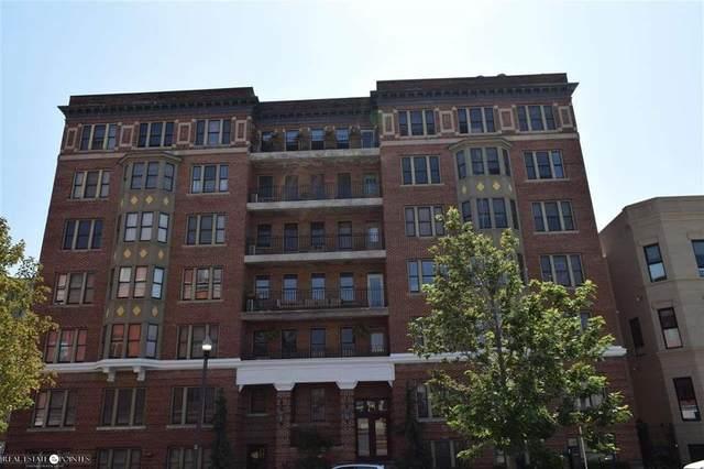 78 Watson St #14, Detroit, MI 48201 (#58050055707) :: Keller Williams Advantage