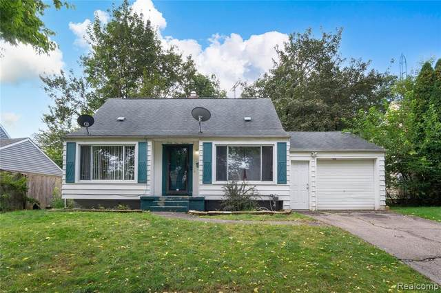 3119 Sherwood Drive, Flint, MI 48503 (#2210079449) :: Real Estate For A CAUSE