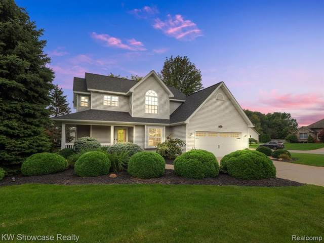 12295 Water Greens Court, Fenton Twp, MI 48430 (#2210079478) :: Real Estate For A CAUSE