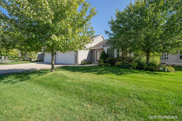 184 Water Lily Way, PLAINFIELD TWP, MI 49321 (#65021106989) :: GK Real Estate Team