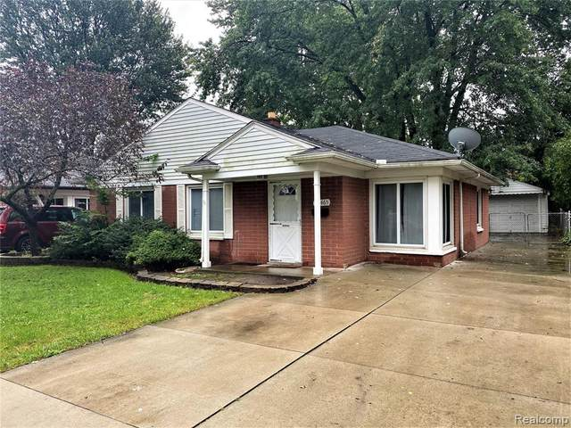 28465 N Clements Circle, Livonia, MI 48150 (#2210079491) :: The Vance Group | Keller Williams Domain