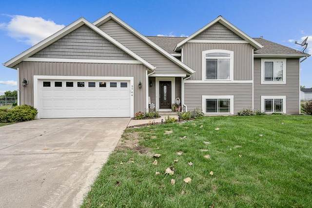 3764 Bent Ridge Drive, Overisel Twp, MI 49419 (#65021107015) :: GK Real Estate Team