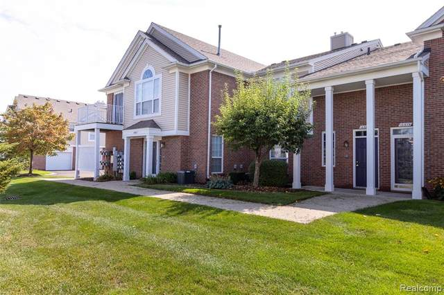 16375 Chatham Drive, Macomb Twp, MI 48044 (#2210079548) :: GK Real Estate Team