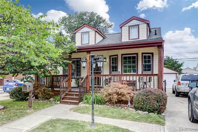 2158 Garfield Avenue, Lincoln Park, MI 48146 (#2210079575) :: GK Real Estate Team