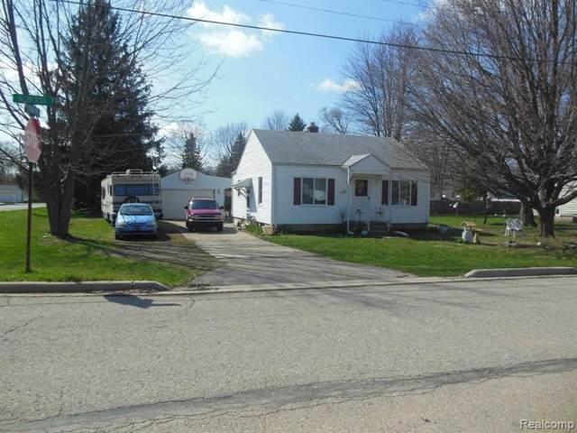 1374 Alberta Avenue, Burton, MI 48509 (#2210079578) :: Real Estate For A CAUSE