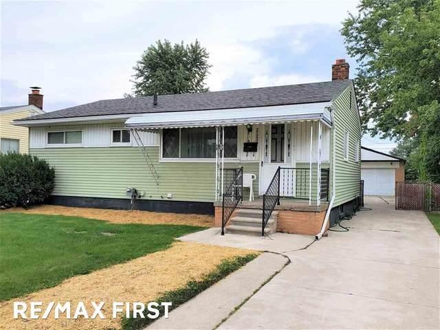 27226 Maywood, Roseville, MI 48066 (#58050055768) :: GK Real Estate Team