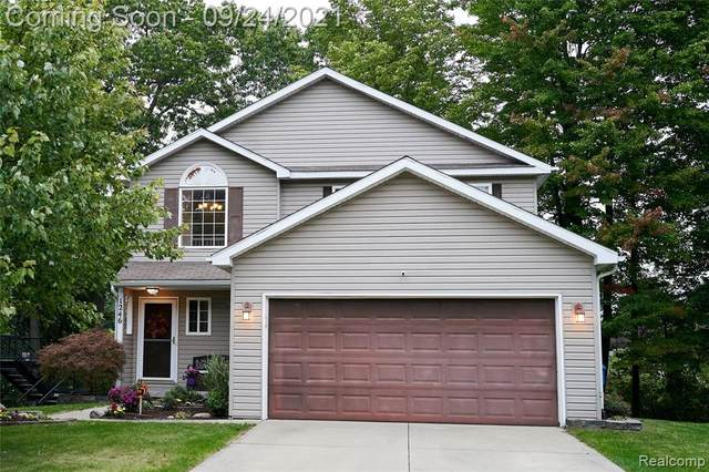 1246 Sherwood Forest Court, Waterford Twp, MI 48327 (#2210079591) :: Real Estate For A CAUSE