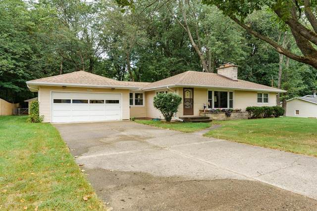 4007 Midway Avenue, Comstock Twp, MI 49048 (#66021107057) :: GK Real Estate Team