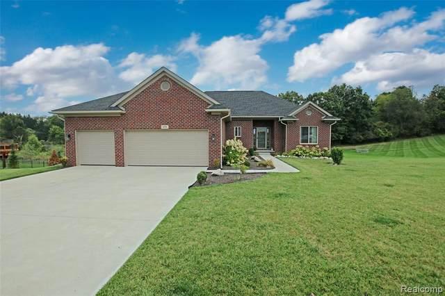 628 Pheasant Ridge Drive, Brandon Twp, MI 48462 (#2210079609) :: Real Estate For A CAUSE