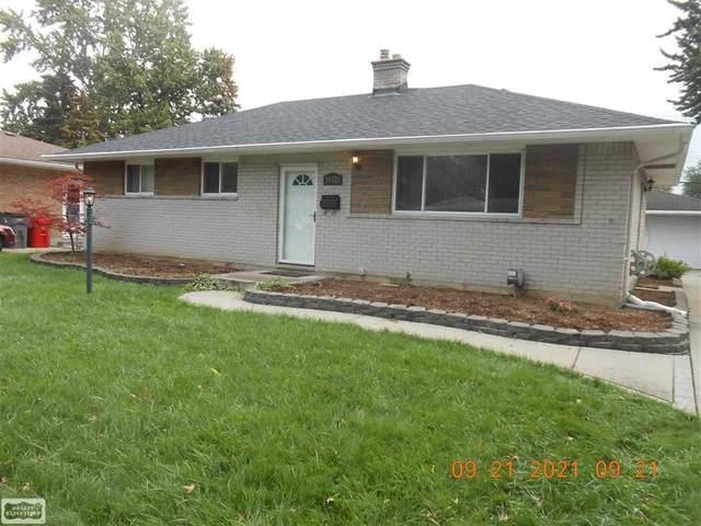 36128 Woodingham St, Clinton Twp, MI 48035 (#58050055773) :: GK Real Estate Team