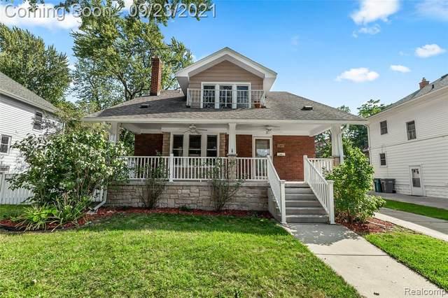 21721 Morley Avenue, Dearborn, MI 48124 (#2210079620) :: GK Real Estate Team