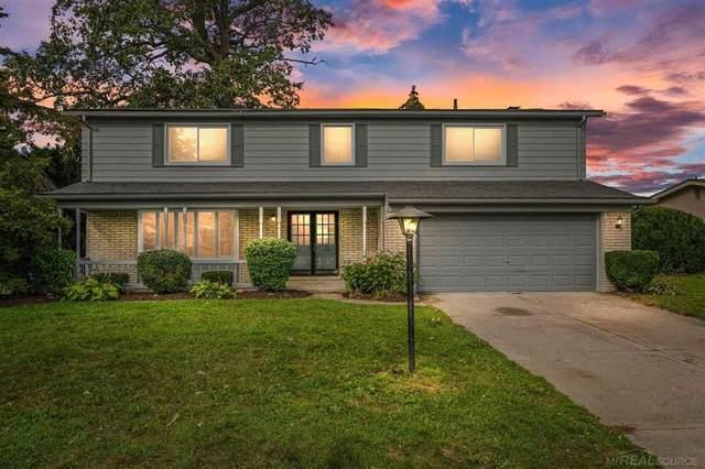 36923 Gregory, Sterling Heights, MI 48312 (#58050055780) :: GK Real Estate Team