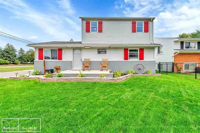 58870 Stevens St., New Haven, MI 48048 (#58050055781) :: GK Real Estate Team