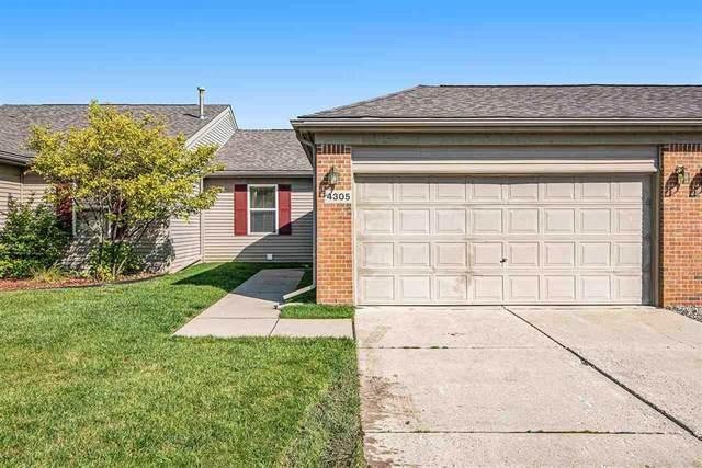 4305 Eagle Lane #78, Burton, MI 48519 (#5050055784) :: Real Estate For A CAUSE