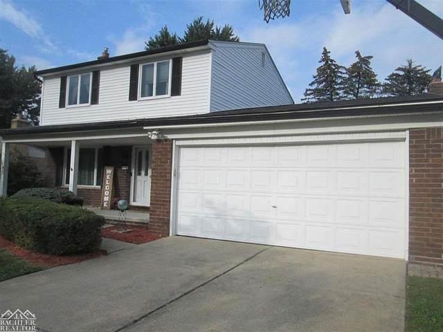 28751 Mercury, Chesterfield Twp, MI 48047 (#58050055797) :: Duneske Real Estate Advisors