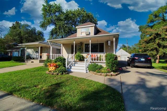 24885 Grove Avenue, Eastpointe, MI 48021 (#2210079684) :: Real Estate For A CAUSE