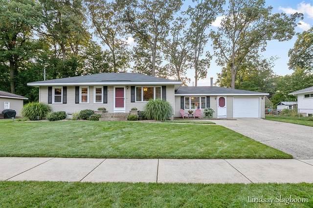 4661 Carrick Avenue SE, Grand Rapids, MI 49508 (#65021107108) :: Real Estate For A CAUSE