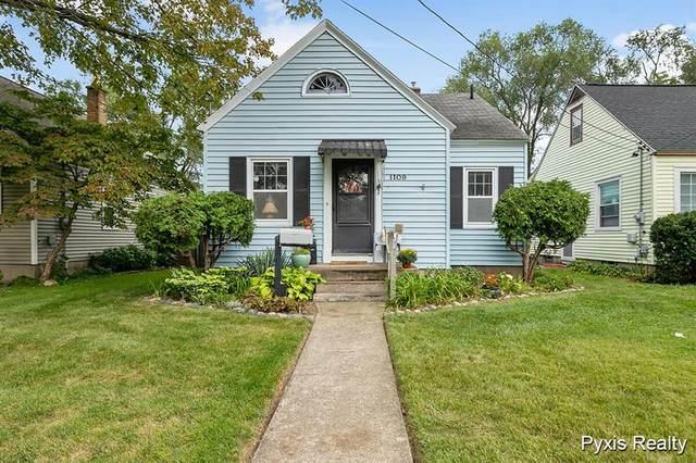 1109 Hoyt Street SE, Grand Rapids, MI 49507 (#65021107107) :: Real Estate For A CAUSE