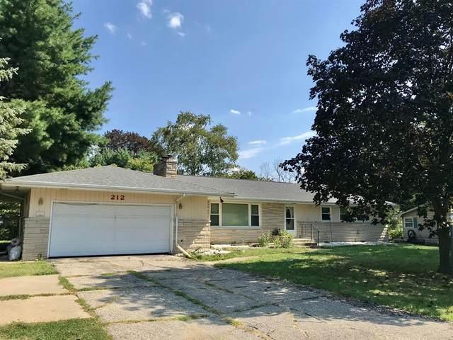 212 Maplecrest Avenue, Sturgis, MI 49091 (#68021107127) :: The Vance Group   Keller Williams Domain