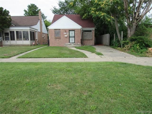 13756 W Outer Drive, Detroit, MI 48239 (#2210079756) :: Duneske Real Estate Advisors