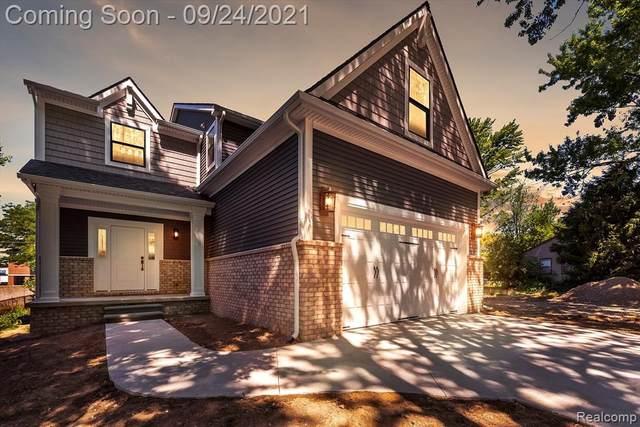 8836 Oakview Street, Plymouth Twp, MI 48170 (#2210079765) :: GK Real Estate Team