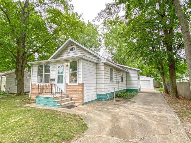 204 Haines Street, Dowagiac, MI 49047 (#69021107159) :: Duneske Real Estate Advisors