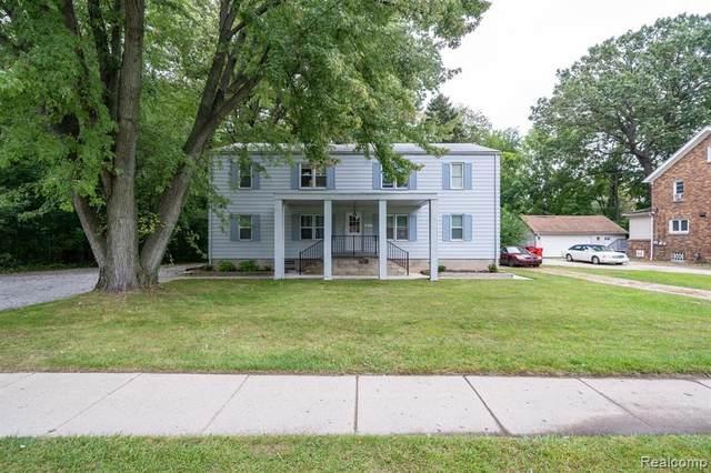 24905 Crocker Boulevard, Harrison Twp, MI 48045 (#2210079790) :: Duneske Real Estate Advisors