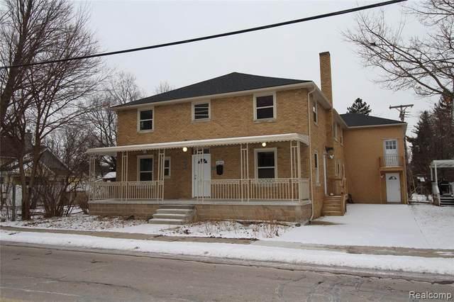 67926 Howard Street, Richmond, MI 48062 (#2210079799) :: Duneske Real Estate Advisors