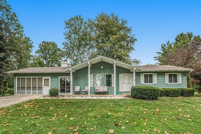 9059 Jarvis Lake Road, Pipestone Twp, MI 49111 (#69021107210) :: The Vance Group   Keller Williams Domain
