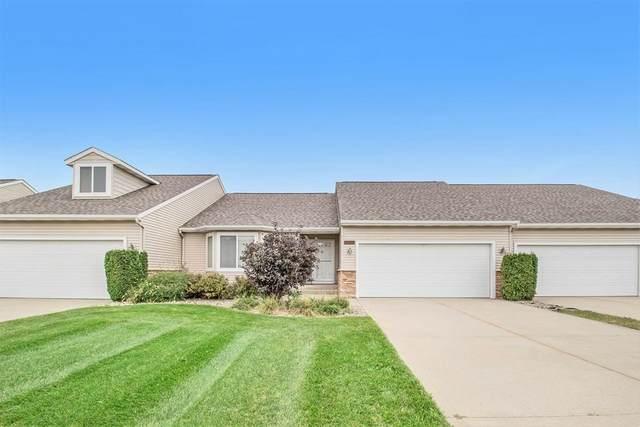 1253 S Village Circle #19, Oshtemo Twp, MI 49009 (#66021107221) :: Duneske Real Estate Advisors