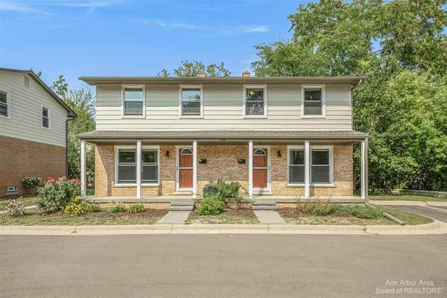 429 S 7Th Street #2, Ann Arbor, MI 48103 (#543284106) :: The Vance Group | Keller Williams Domain