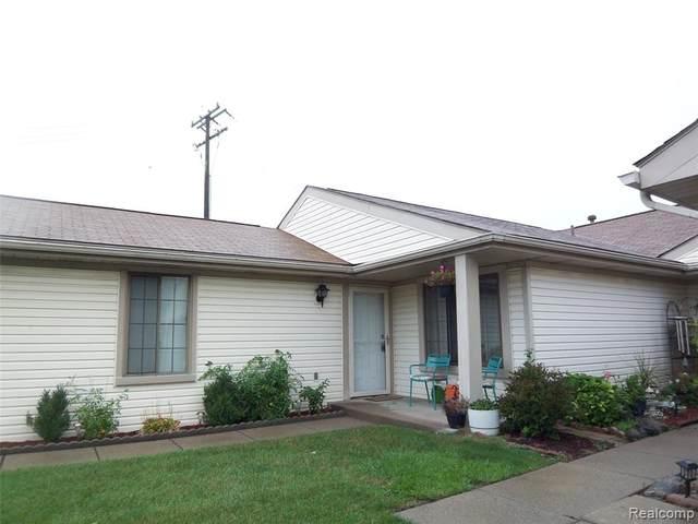 19423 Hazelwood Street, Roseville, MI 48066 (#2210079931) :: Duneske Real Estate Advisors