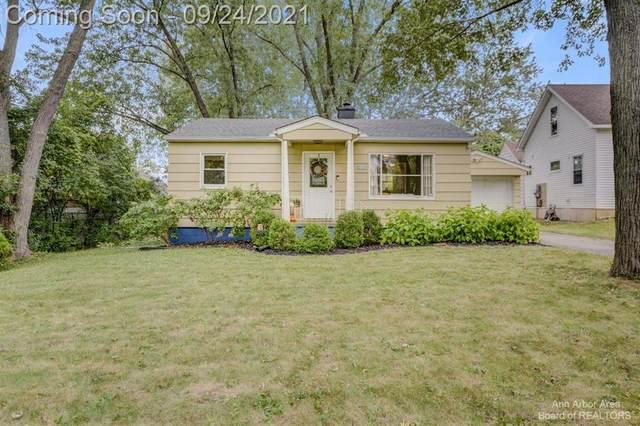 3129 Nordman Road, Ann Arbor, MI 48108 (#543284094) :: The Vance Group | Keller Williams Domain
