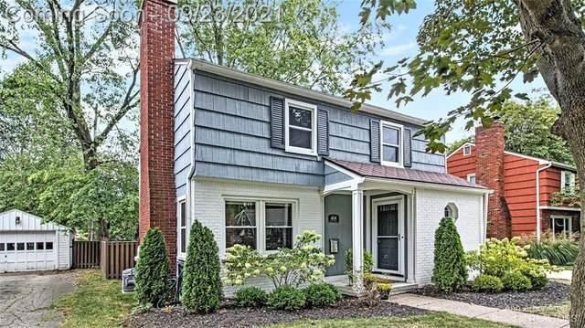 404 Mark Hannah Place, Ann Arbor, MI 48103 (#543284097) :: The Vance Group | Keller Williams Domain