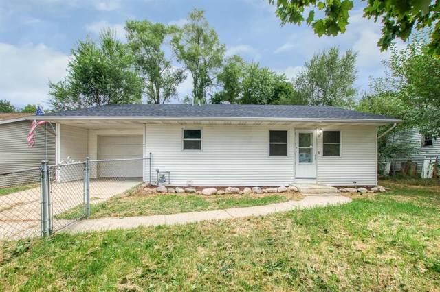 64 Arlington Drive, Bedford Twp, MI 49017 (#65021107276) :: Duneske Real Estate Advisors