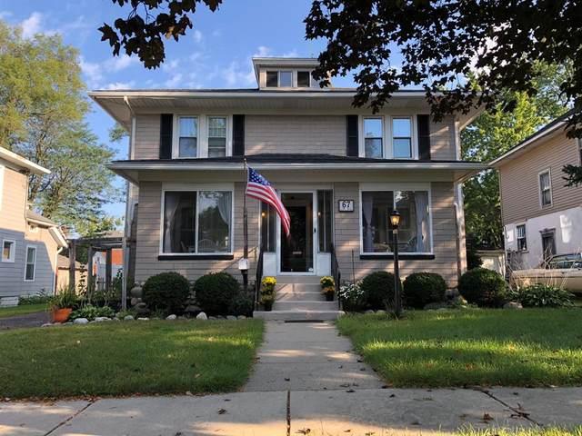 67 Latta Street, Battle Creek, MI 49017 (#64021107288) :: Duneske Real Estate Advisors