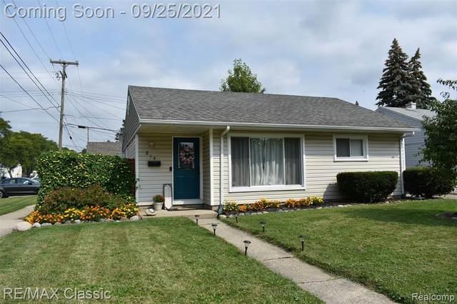 814 W Mapledale Avenue, Hazel Park, MI 48030 (#2210080073) :: Duneske Real Estate Advisors