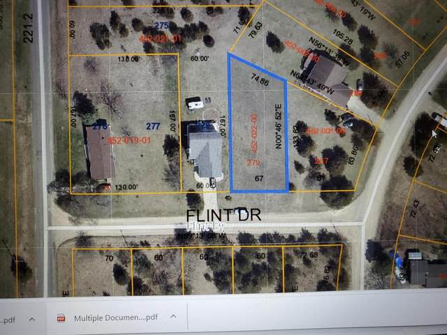106 Flint Drive, Columbia Twp, MI 49230 (#55021107324) :: Real Estate For A CAUSE