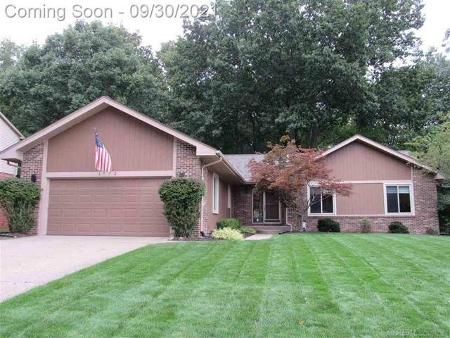 1772 N Fairview Ln, Rochester Hills, MI 48306 (#58050055918) :: Alan Brown Group