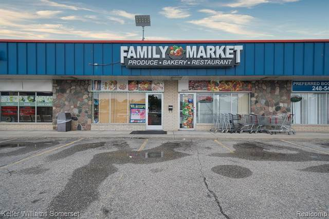 30623 Dequindre Rd, Madison Heights, MI 48071 (#2210080100) :: National Realty Centers, Inc